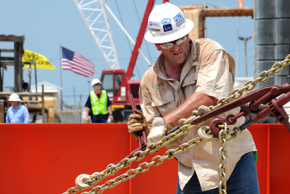 blue collar jobs oilfield work